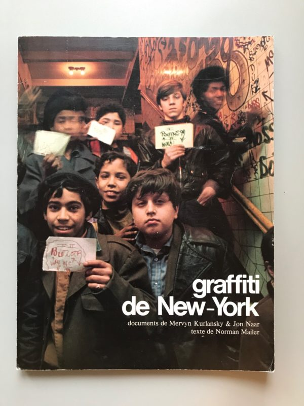 Graffiti de New York (1974)