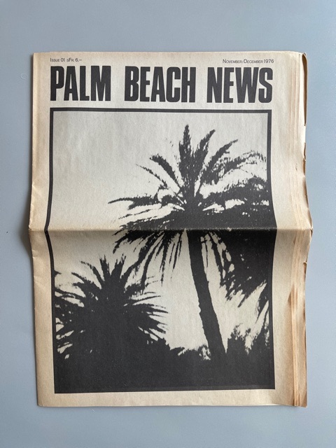 Palm Beach News (n°1)