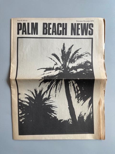 Palm Beach News (n°1)