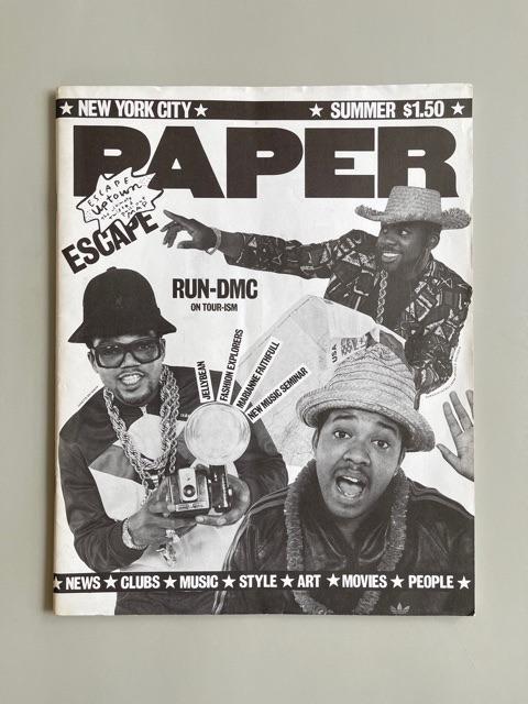 Paper Magazine (Summer 1987)