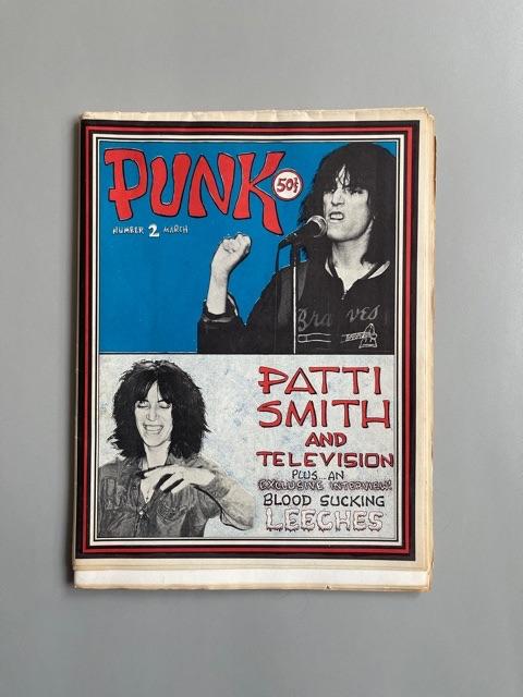 Punk Magazine (n°2)