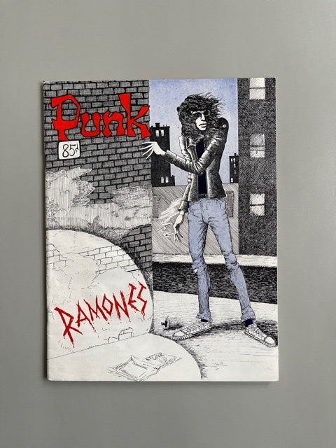 Punk Magazine (n°3)
