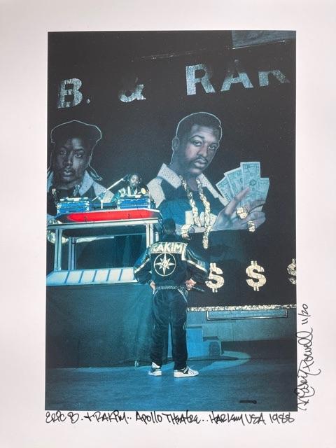 Eric B. and Rakim by Ricky Powell