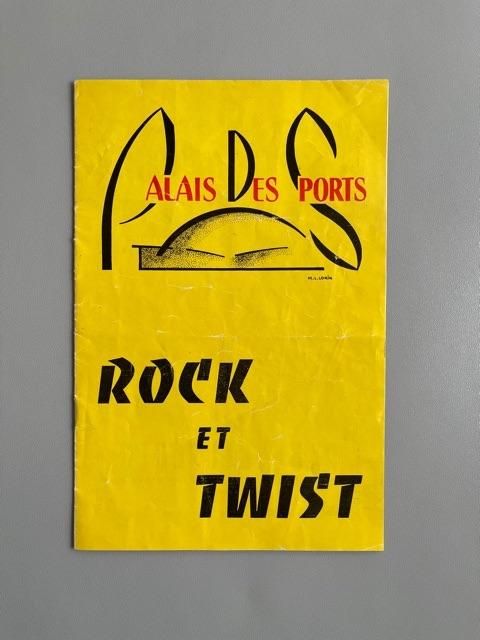 Rock et Twist (November 1961)