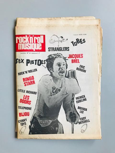 Rock'n'Roll Musique (1978)