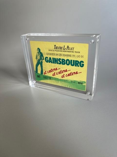 Serge Gainsbourg / Aux Armes et Caetera