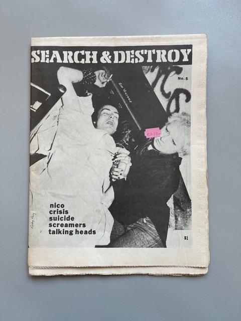 Search & Destroy n°5
