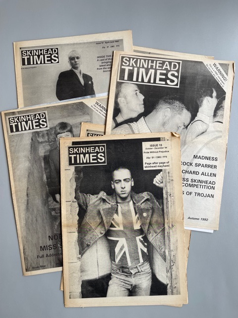 Skinhead Times