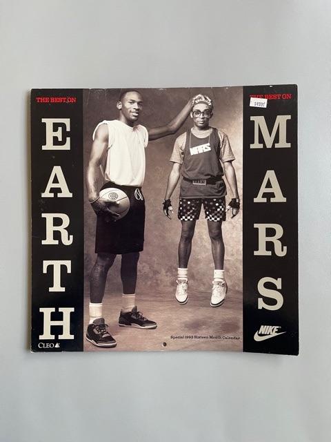 Spike Lee & Michael Jordan