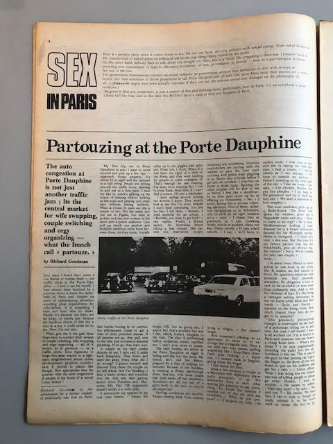 The Paris-Metro (1976-1979)