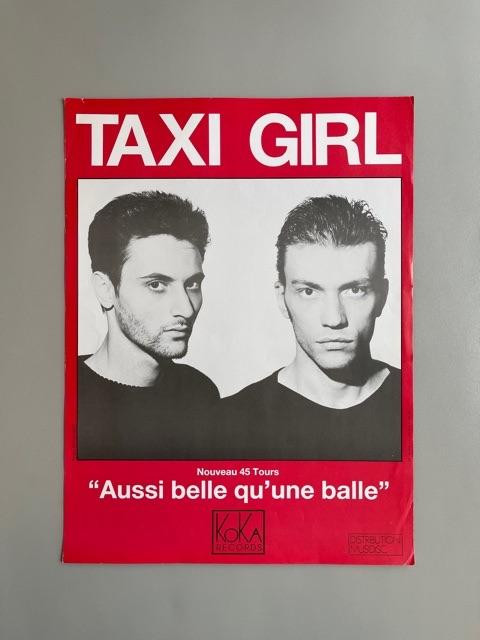 Taxi Girl (1986)