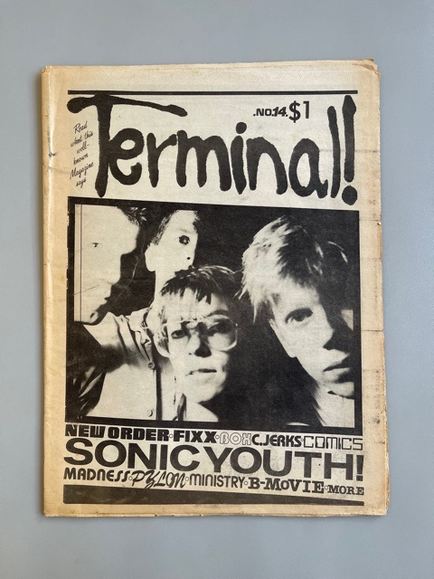 Terminal ! (Sonic Youth)
