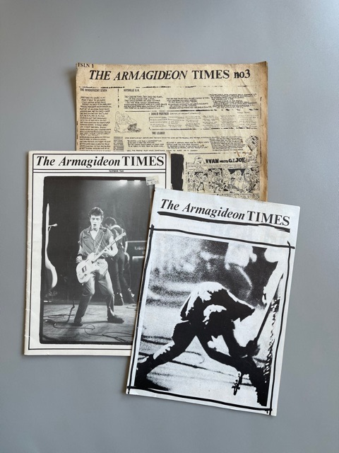 The Armagideon Times (The Clash)