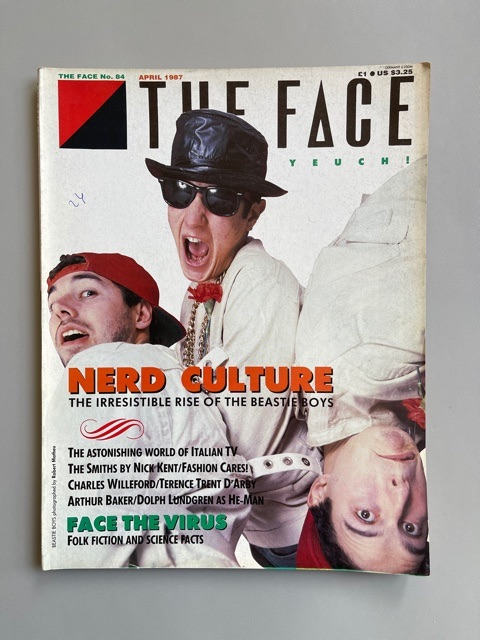 The Face (Beastie Boys)