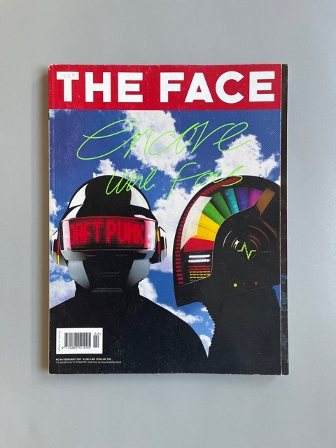 The Face (Daft Punk)