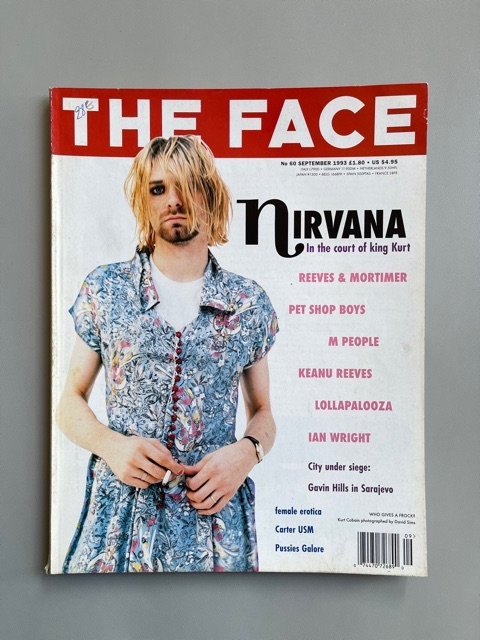 The Face (Kurt Cobain)