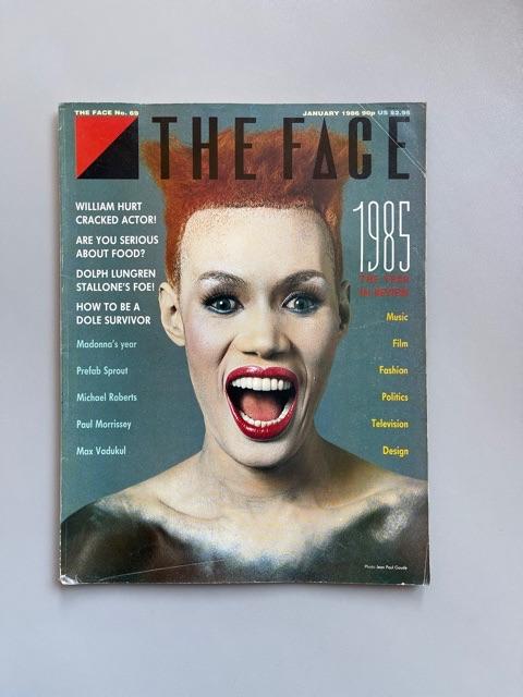 The Face (Jean-Paul Goude)