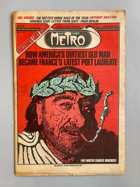 The Paris Metro (Charles Bukowski)