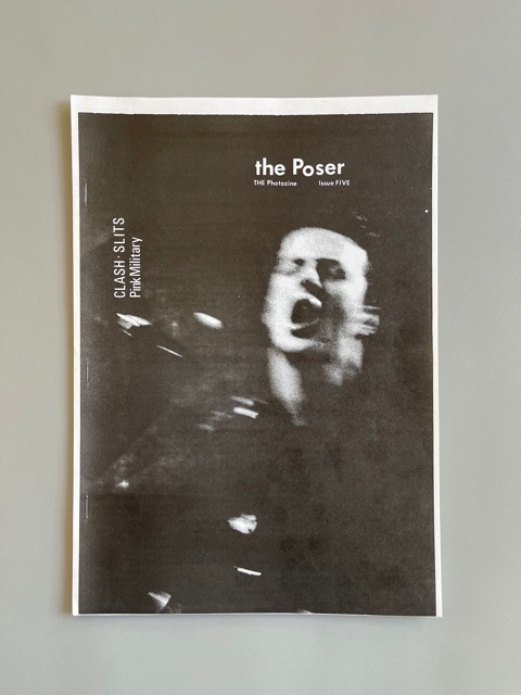 The Poser. The Photozine n°5