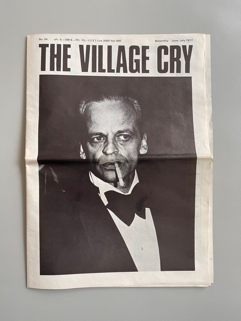 The Village Cry (n°4)