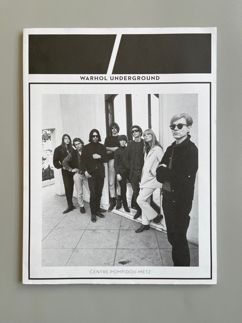 Warhol Underground