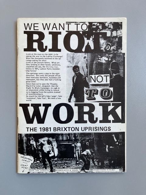 The 1981 Brixton Uprisings