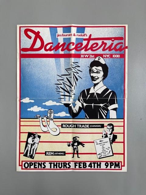 Danceteria (1982)