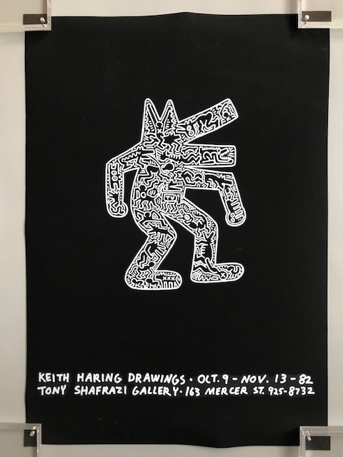 Keith Haring (Poster)