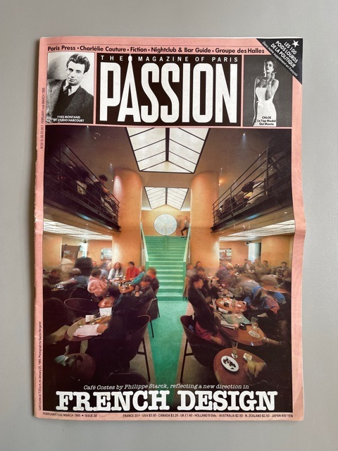 Passion (French Design)