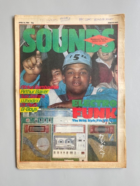 Sounds (Electro-Funk)