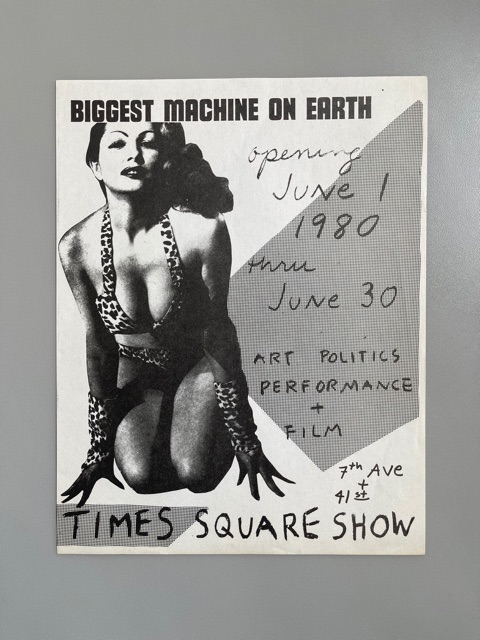 Times Square Show (1980)